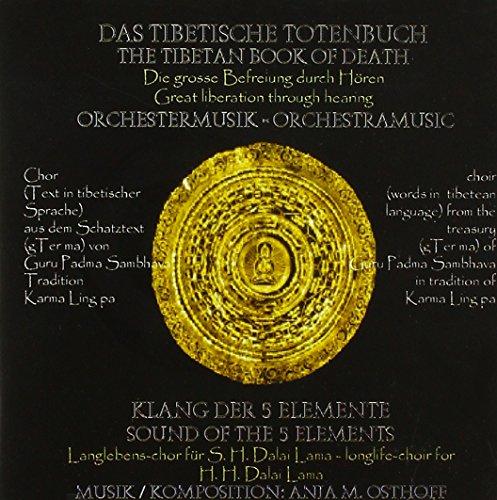 CD Das Tibetische Totenbuch - The Tibetan Book Of Death