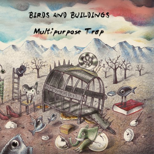 Birds: Multipurpose Trap (Audio CD)