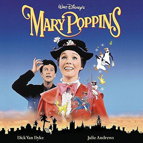 Mary Poppins Original Soundtrack (Movie-cars Dvd)