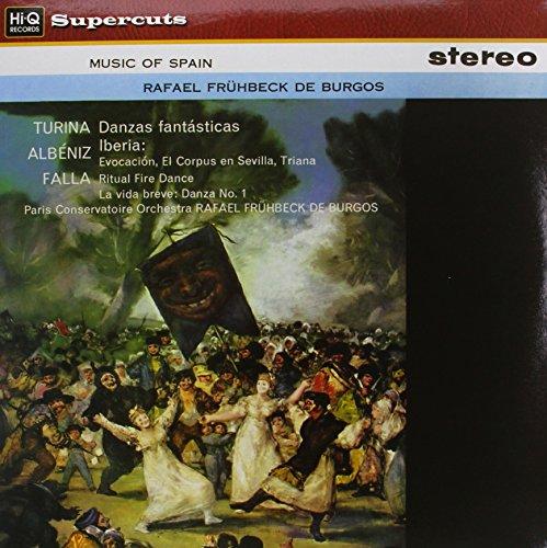 Aa.Vv.: Music of Spain - F. De Burgos