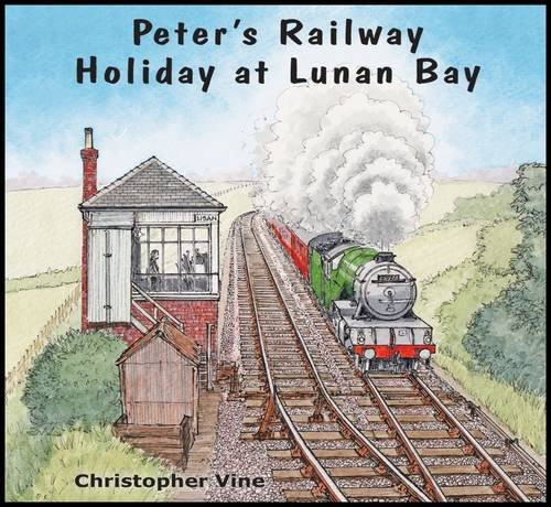 Peter's railway Holiday at Lunan Bay