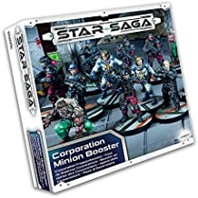 Star Saga 78590–Agents Of The Corporation of (Expansion)