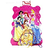 Party Propz Princess Happy Birthday Party Pinata / Goodies Bag