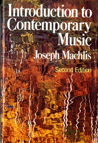 Introduction to Contemporary Music