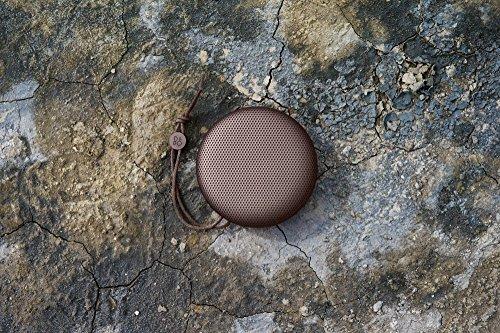 61iCUo0Dr2L - [ebay] B&O PLAY BeoPlay A1 Bluetooth Lautsprecher dunkelrot für nur 149€ statt 182€