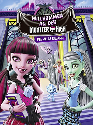Monster Freunde High (Monster High: Welcome to Monster)