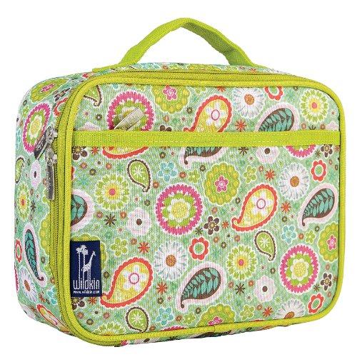 wildkin-kids-green-paisley-lunch-box-multi-colour