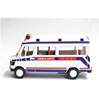 Centy Ambulance Pull Back Cars (3 Years Above , Colours May Vary)