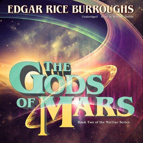 The Gods of Mars  Audiolibri