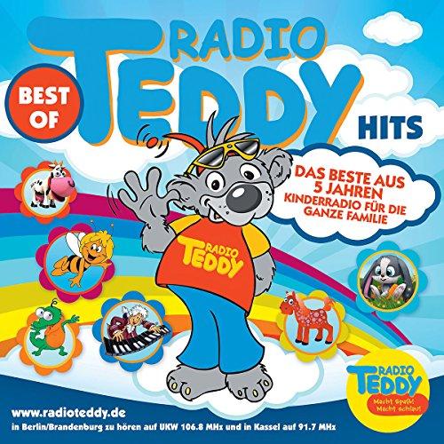 Preisvergleich Produktbild Best Of Radio Teddy Hits - das Beste aus 5 Jahren