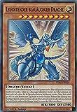 Leuchtender blauäugiger Drache - DPRP-DE026 - Yu-Gi-Oh - deutsch - 1. Auflage - NIFAERA Spielwaren