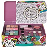 Super Teenager kosmetik Make-up Collection Metall Schminkkoffer 28 teilig (e30)