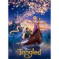 A4 'WALT DISNEY TANGLED' POSTER, DISPATCHED WITHIN 24 HOURS 1ST CLASS