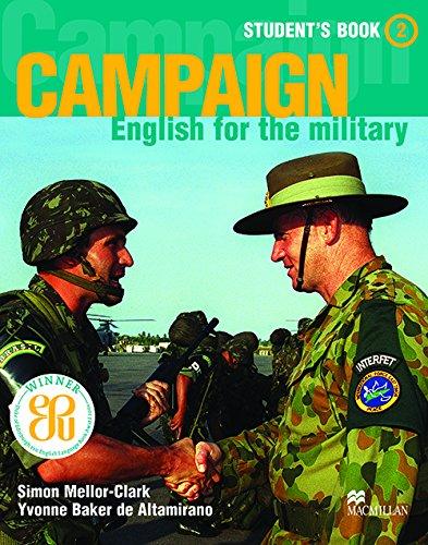CAMPAIGN 2 Sb: Student's Book