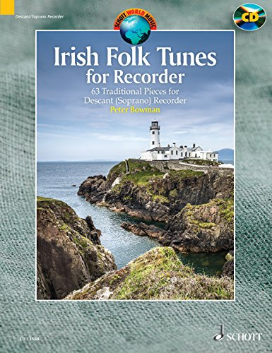Irish folk tunes (63 pièces traditionne...