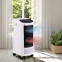 BRAST Climatiseur mobile reversible chauffage jusqu'à 25m² 5en1 chauffage 1800 W, 3 étapes de ventilation…