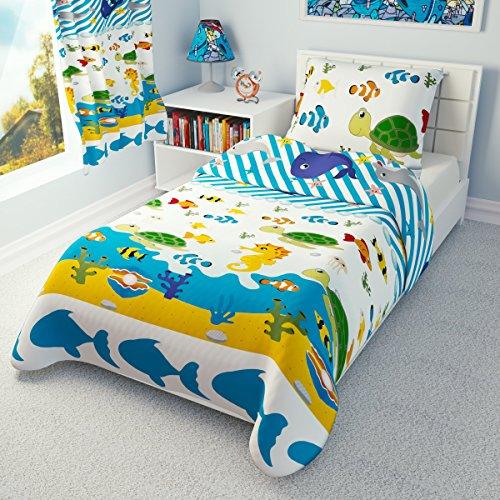 Children's Nautical Bedding - Gi...