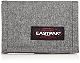 Eastpak Crew Single Geldbörse, grau (Sunday Grey), 12.8 cm x 9.5 cm