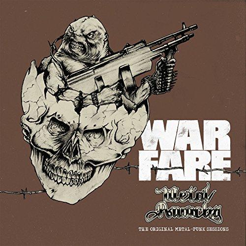 Warfare: Metal Anarchy: The Original Metal-Punk Sessions (Audio CD)