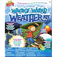 Slinky Scientific Explorers Wacky Weird Weather Kit, Other, Multicoloured