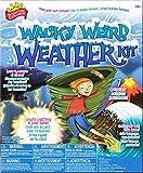 Slinky 028932 Scientific Explorers Wacky Weird Weather Kit, Multicoloured, 7.62 x 25.4 x 30.48 cm