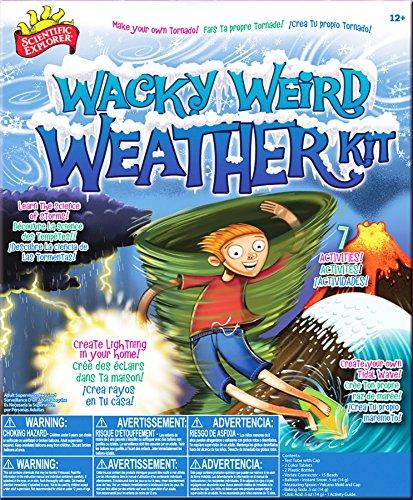 Slinky Scientific Explorers Wacky Weird Wetter Kit, andere, Mehrfarbig