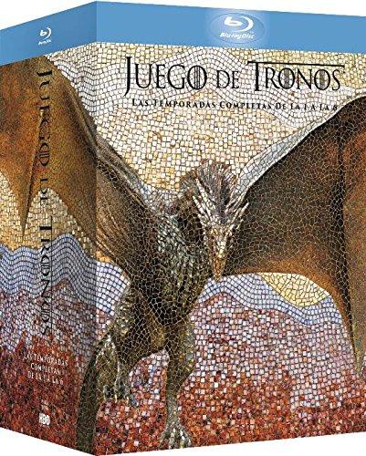 Juego-De-Tronos-Temporadas-1-a-6-Blu-ray
