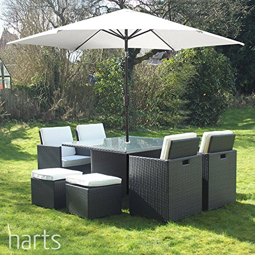 Harts Premium Rattan Dining Set Review