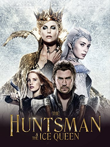 The Huntsman & The Ice Queen - Dunkle Geld Kostüm