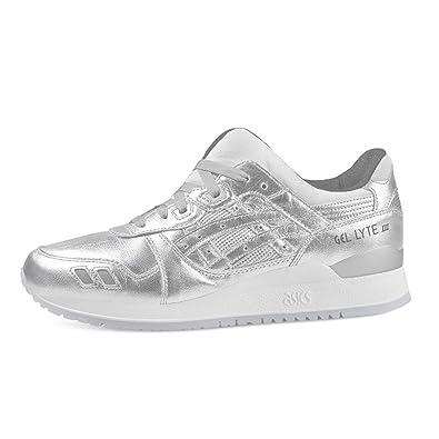 sneakers for cheap 06aca 4a948 asics Gel-Lyte III Schuhe Sneaker Turnschuhe Silber HL504-9393