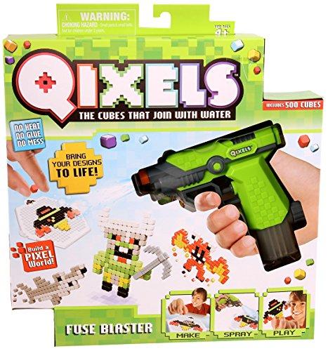 Qixels Fuse Blaster Playset