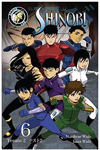 Shinobi: Ninja Princess #6 (English Edition) eBook: Martheus ...
