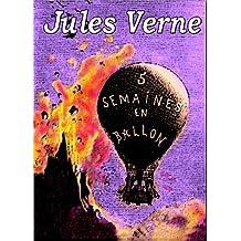 Cinq Semaines en ballon (French Edition)