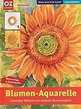 Blumen-Aquarelle - Katja Rosenberg