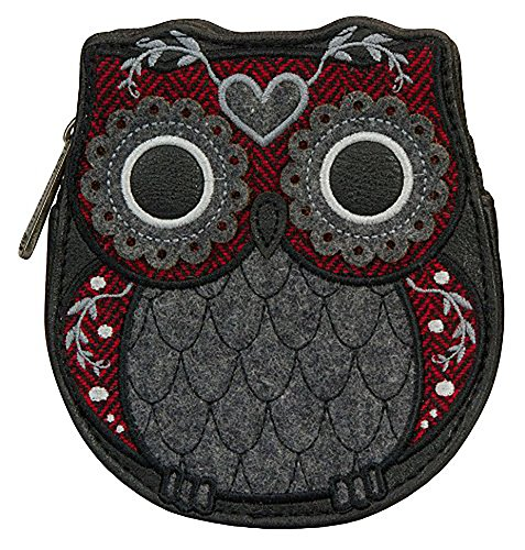 loungefly-geldborse-tweed-owl-coin-purse-black