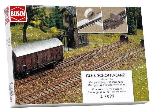Busch 7092 - Gleisschotterband  Z (Z-spur)