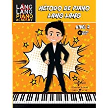 MÉTODO DE PIANO LANG LANG: NIVEL 4