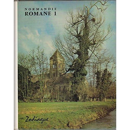 Normandie romane 1 - La basse Normandie
