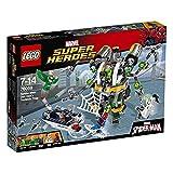 LEGO Marvel Super Heroes 76059 - Spider-Man: Doc Ocks Tentakelfalle, Spiderman Spielzeug