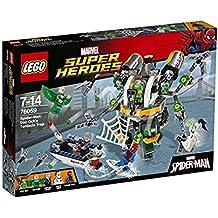 LEGO Super Heroes - Spider-Man, trampa tentaculosa de Doc Ock (76059)