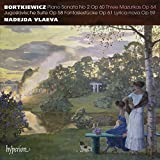 Bortkiewicz:Piano Sonata 2 [Nadejda Vlaeva] [HYPERION: CDA68118]