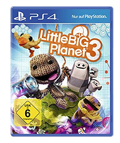 Little Big Planet 3 - [PlayStation 4] (Little Big Planet Kaufen)