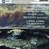 #1: Brahms/Wagner/Mahler: Alt