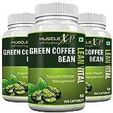 #10: MuscleXP Green Coffee Bean Lean Vital - 60 Veg Caps (Pack Of 3)