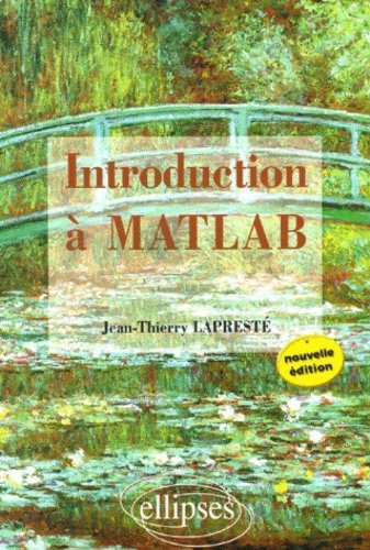 Introduction  MATLAB : MATLAB 7