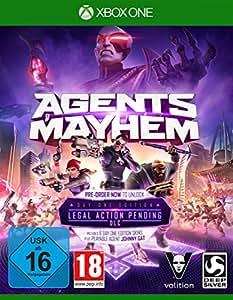 Agents of Mayhem - Day One Edition - [Xbox One]