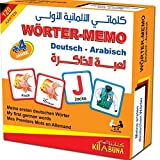 WÖRTER-MEMO Deutsch-Arabisch Memory