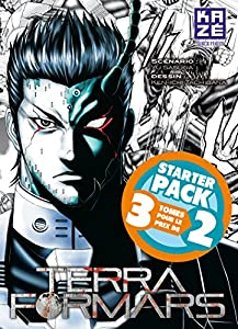 Terra Formars Starter Pack Edition 2015 Tomes 1 à 3