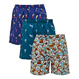 #4: XYXX Men's Printed Cotton Boxer(Pack of 3)