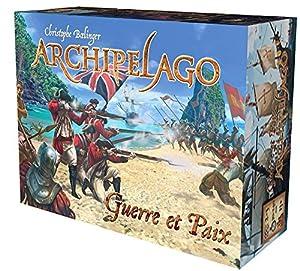 Asmodée - Juego de cartas, para 5 jugadores (ARCH03FR) (importado)